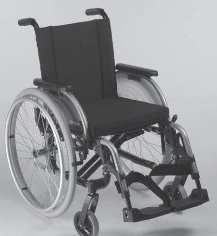 Active wheelchair / folding / bariatric Start M4 XXL Ottobock