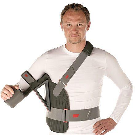 Shoulder splint (orthopedic immobilization) / shoulder abduction Omo Immobil 50A10, Omo Immobil Rotation 50A11 Ottobock