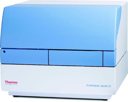 Fluorescence microplate reader Fluoroskan Ascent™ Thermo Scientific