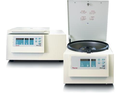 Laboratory centrifuge / bench-top 11500 - 13000 rpm | Heraeus™ Labofuge™ 400 Thermo Scientific