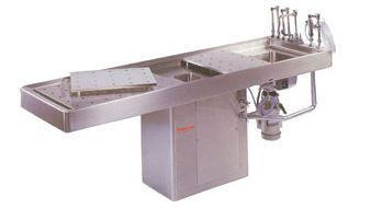 Necropsy table / with suction system / with sink Shandon* LM-1 Thermo Scientific