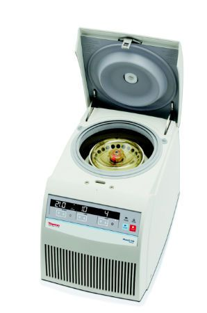 Laboratory microcentrifuge / high-speed / bench-top 13300 - 14800 rpm | MicroCL 17, MicroCL 21 Thermo Scientific