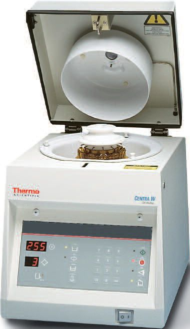 Laboratory centrifuge / cell-washing / bench-top / automatic Centra™ W Thermo Scientific