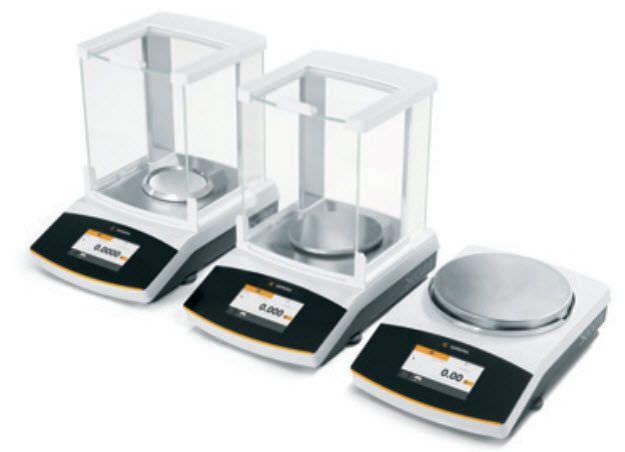 Laboratory balance / electronic SECURA2102-1ORU Sartorius Group