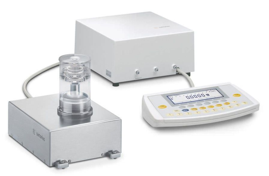 Laboratory balance / electronic 0.01 - 195 000 mg | GPC225-CW Sartorius Group