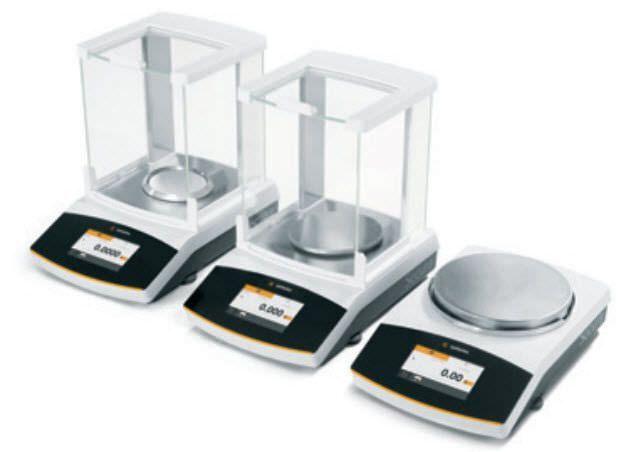 Laboratory balance / electronic / digital SECURA124-1ORU Sartorius Group