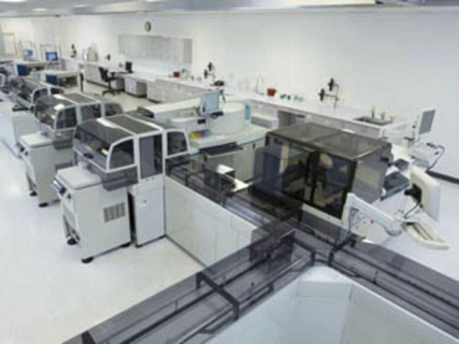 Data management system / automation / laboratory Aptio™ Siemens Healthcare