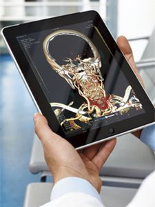 Sharing web application / acquisition / viewing / diagnostic syngo®.via Siemens Healthcare
