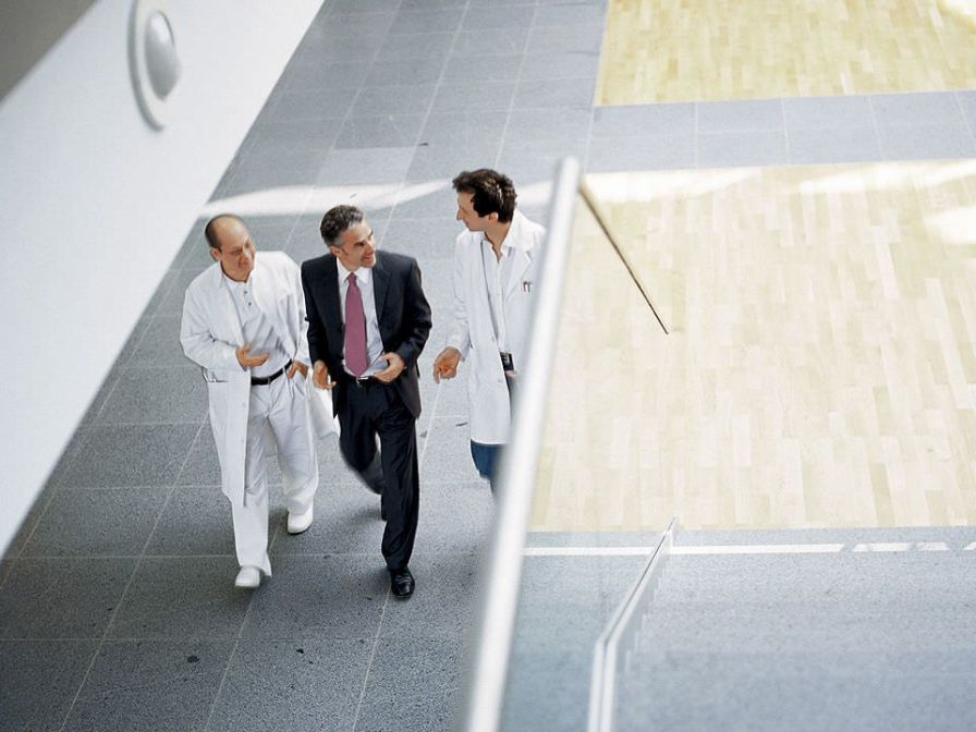 Management software / medical / for hospitals Soarian Siemens Healthcare
