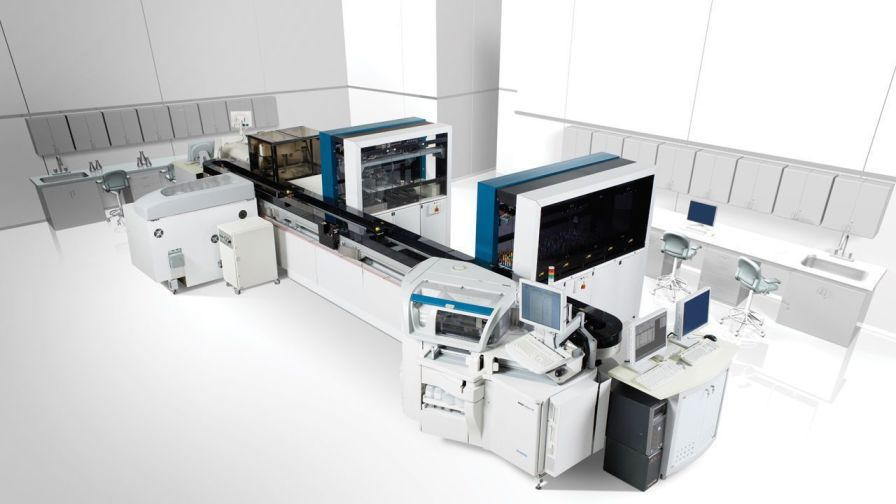 Data management system / automation / laboratory ADVIA® Siemens Healthcare
