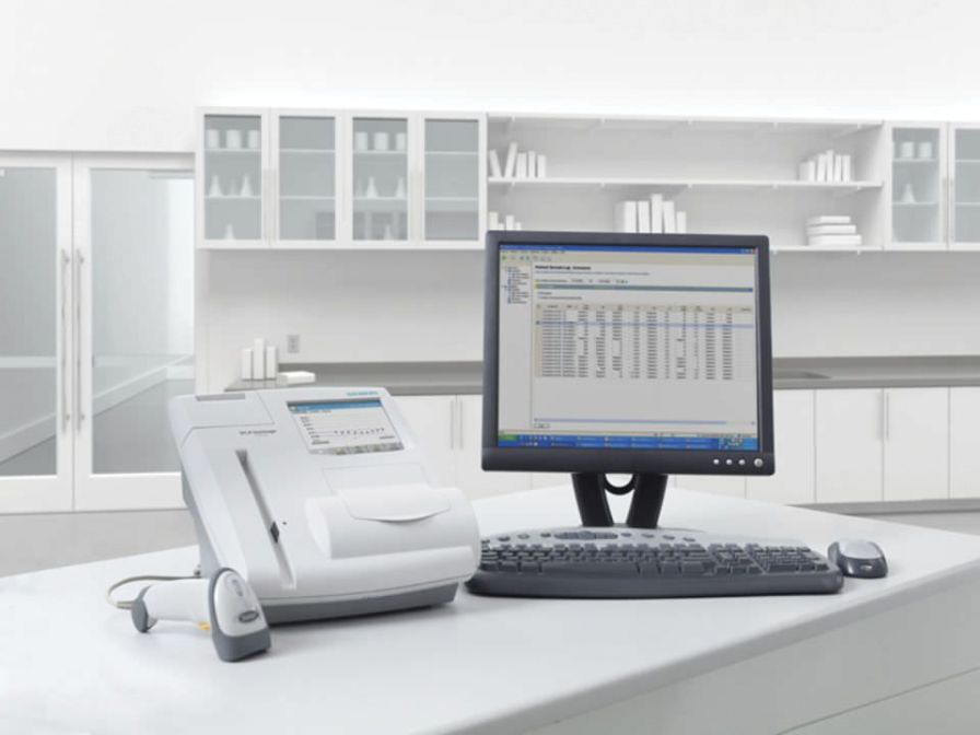Automatic immunoassay analyzer DCA Vantage® Siemens Healthcare