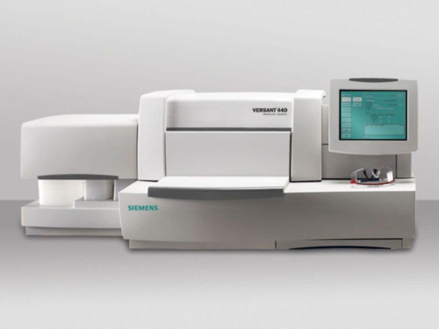 Automatic molecular biology analyzer VERSANT® 440 Siemens Healthcare