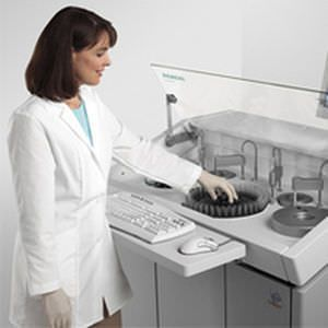 Automatic pharmacology and toxicology analyzer V-Twin® Siemens Healthcare