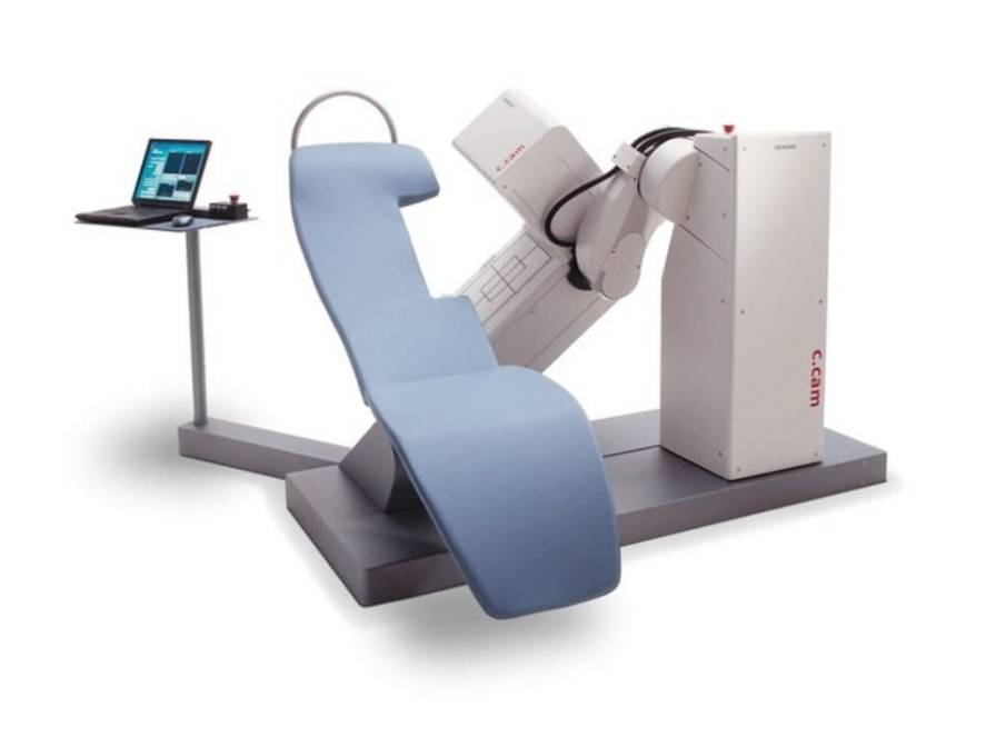 SPECT Gamma camera (tomography) / for cardiac scintigraphy c.cam Siemens Healthcare