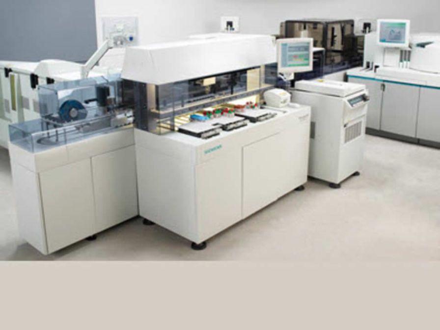 Data management system / automation / laboratory StreamLAB® Siemens Healthcare