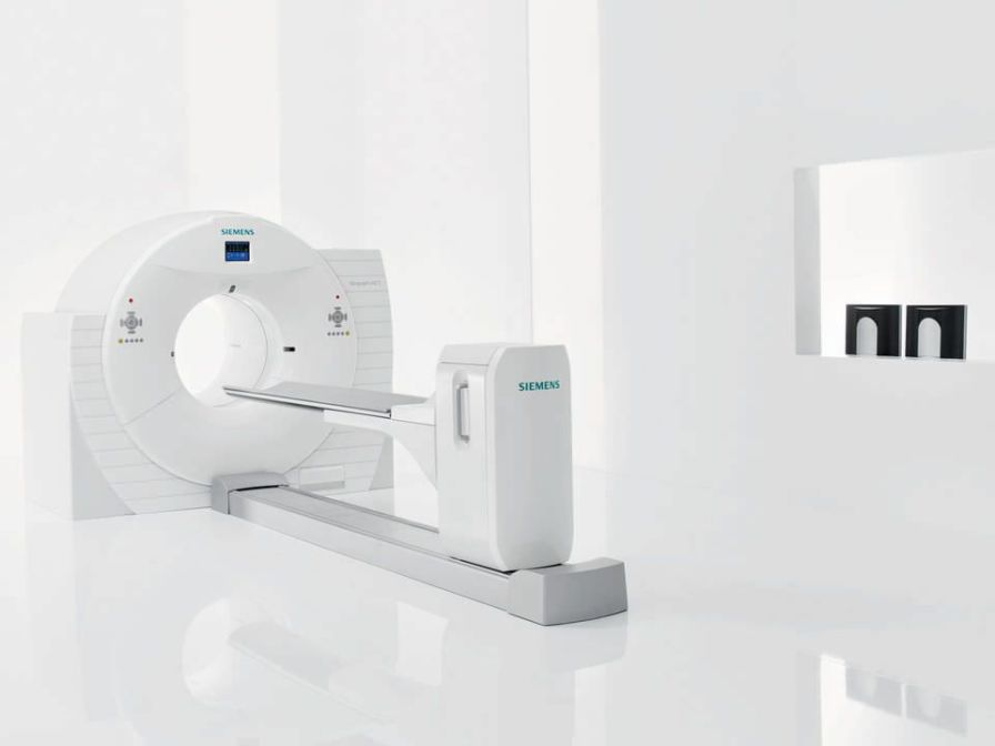 PET scanner (tomography) / X-ray scanner / full body tomography / for PET Biograph™ mCT 20 Excel Siemens Healthcare