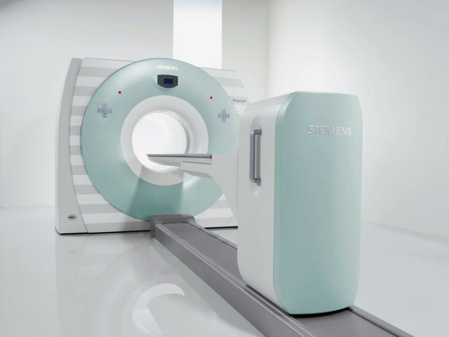 PET scanner (tomography) / X-ray scanner / full body tomography / for PET Biograph™ TruePoint™ PET?CT Siemens Healthcare