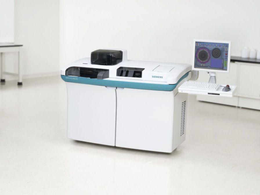 Automatic immunoassay analyzer 200 tests/h   IMMULITE® 2000 XPi Siemens Healthcare