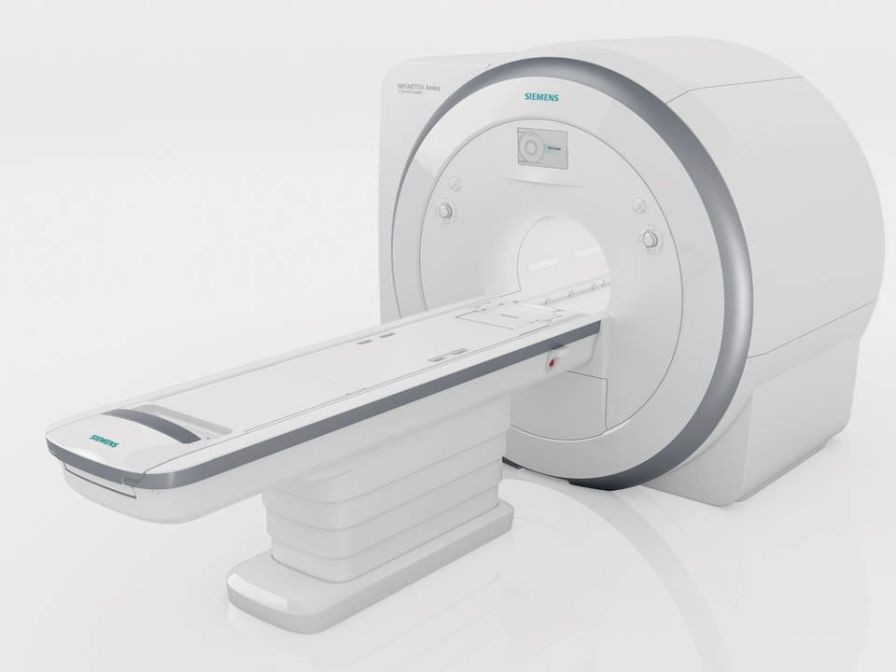 MRI system (tomography) / full body tomography / high-field / cylindrical MAGNETOM Amira 1.5T Siemens Healthcare