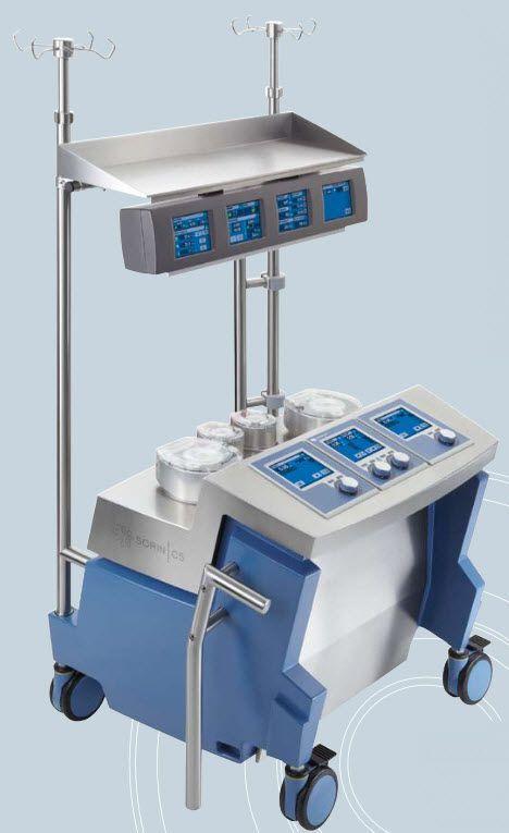 Heart-lung machine C5 Sorin