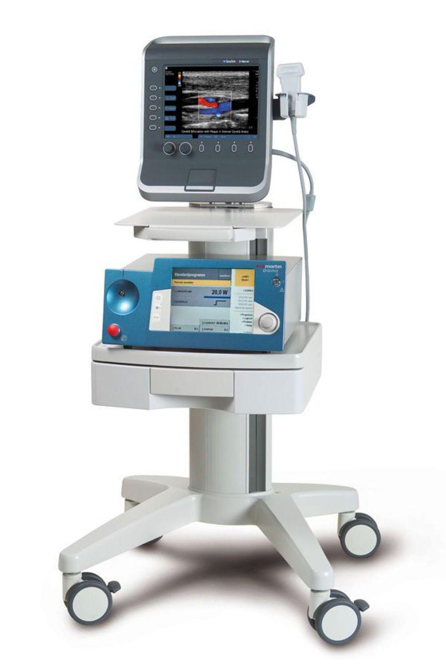 Surgical laser / diode / on trolley veinSuite KLS Martin Group