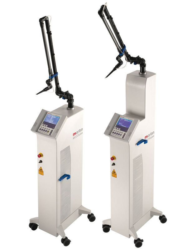 Surgical laser / CO2 / on trolley MCO 25plus, MCO 50plus KLS Martin Group