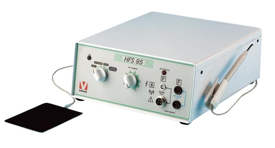 Veterinary electrosurgical unit 100 W | HFS 95 Kruuse