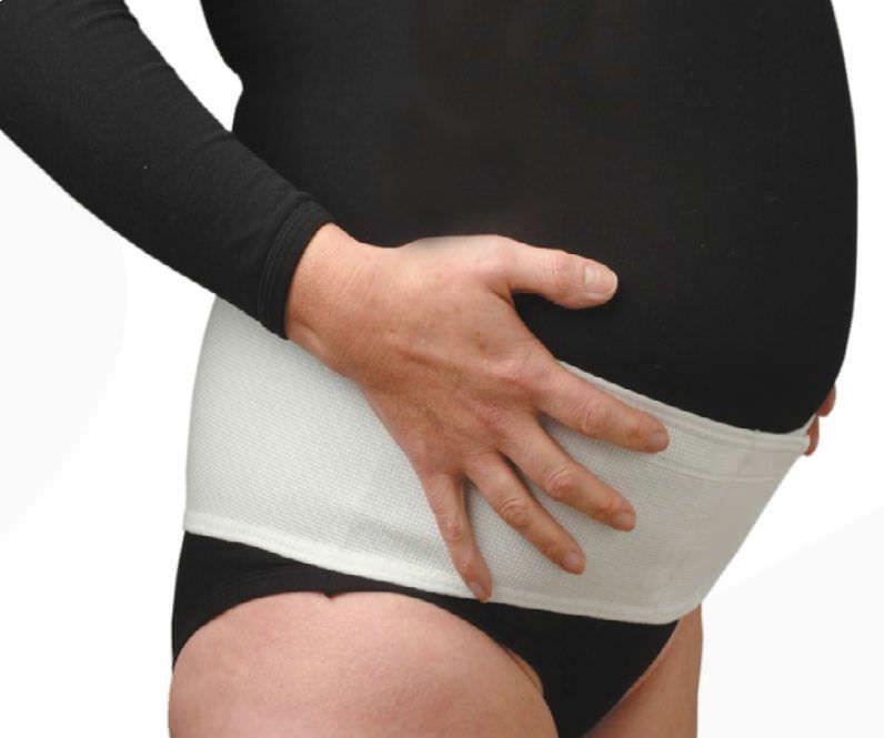 Abdominal support belt / sacral / pregnancy RSL-LMS RSLSteeper