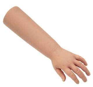 Pediatric external cosmetic prosthesis RSLSteeper
