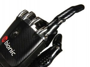 Hand prosthesis (upper extremity) / myo-electric / multi-articulated / adult bebionic3 RSLSteeper