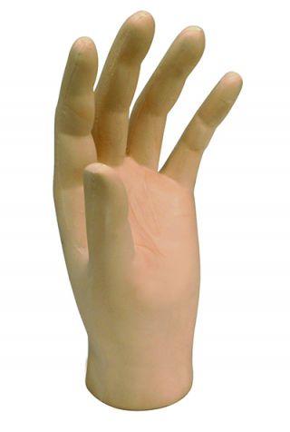 Hand external cosmetic prosthesis RSLSteeper