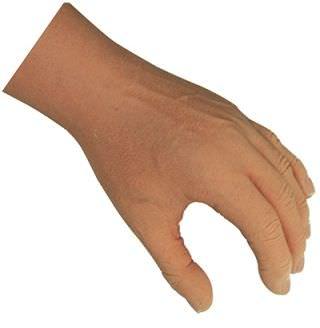 Upper limb cosmetic prosthesis cover RSLSteeper