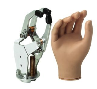 Hand prosthesis (upper extremity) / body-powered / hook clamp / adult SPA series RSLSteeper