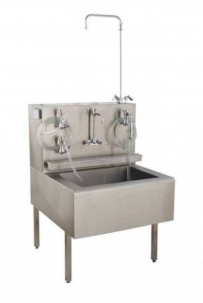 Embalming sink FD200 Mopec