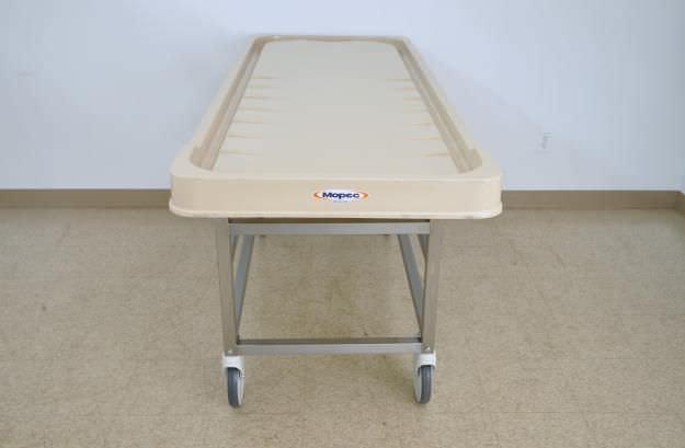 Autopsy cart / stainless steel DA850 Mopec