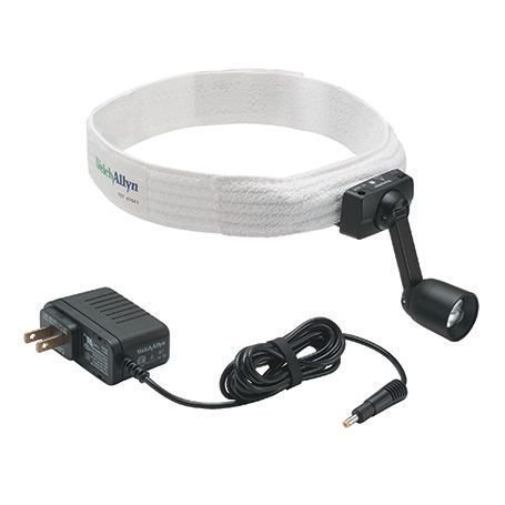 Medical headlight / LED / veterinary / with rechargeable battery Green Series™ WelchAllyn