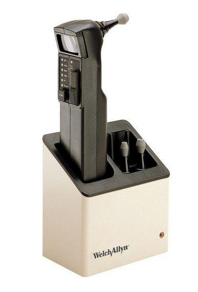 Audiometer (audiometry) / screening audiometer / digital / portable AudioScope® 3 WelchAllyn