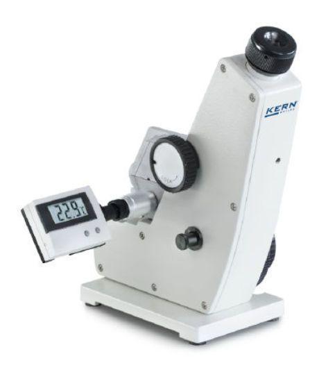 Abbe laboratory refractometer / analog / bench-top ORT-1 KERN & SOHN