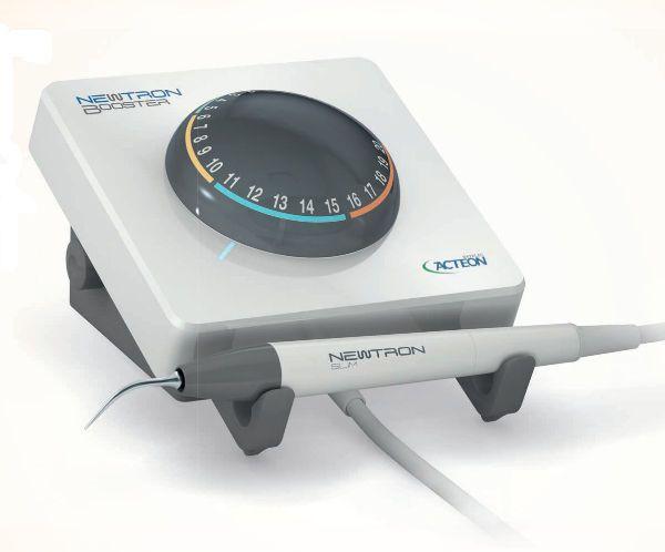 Ultrasonic dental scaler / complete set Newtron® Booster Satelec