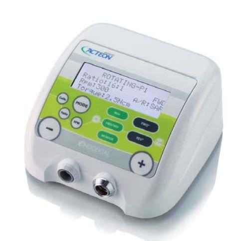Endodontic micromotor control unit Endodual™ Satelec
