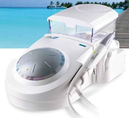Ultrasonic dental scaler / complete set P5 Newtron® XS Satelec
