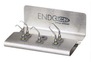 Surgery ultrasonic insert kit / for dental surgery Apical Satelec