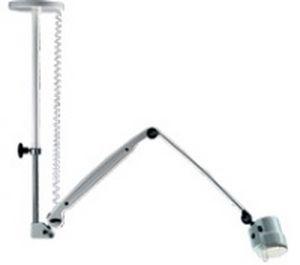 Halogen examination lamp 73 000 lux | HALUX® 50 Waldmann