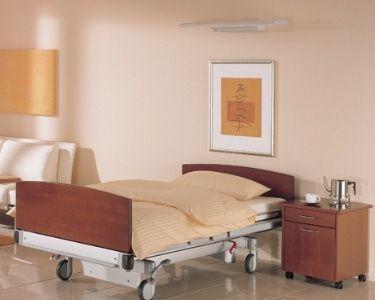 Healthcare facility wall light AMADEA® Waldmann