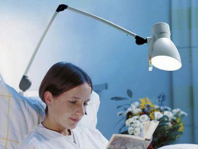 Healthcare facility lamp / incandescent MEDICOOL Waldmann