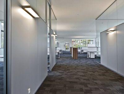 Healthcare facility wall light VANERA ONE Waldmann