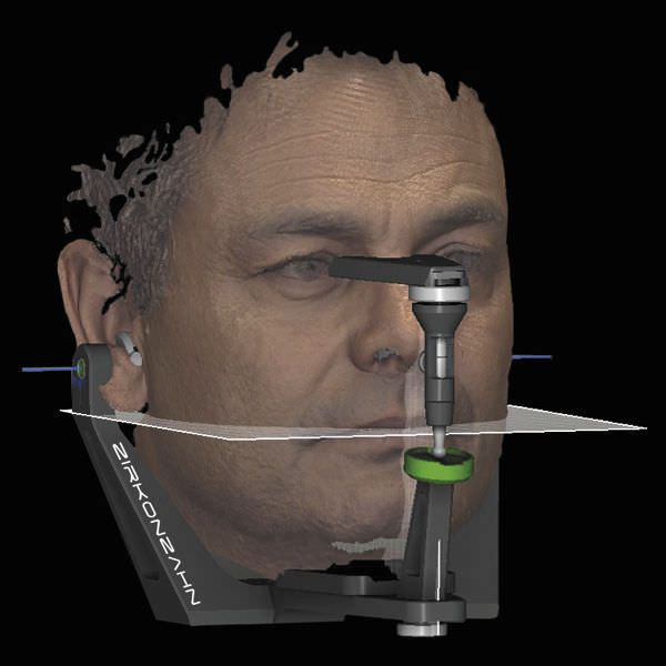 Dental 3D scanner / facial FACE HUNTER Zirkonzahn