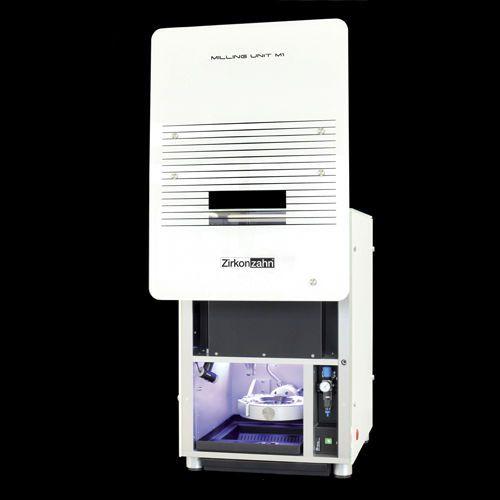CAD/CAM milling machine / desk / 5 axes Compact Line Milling Unit M1 Zirkonzahn