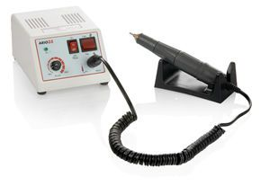 Dental laboratory micromotor control unit / with handpiece ARIO 35 Zhermack
