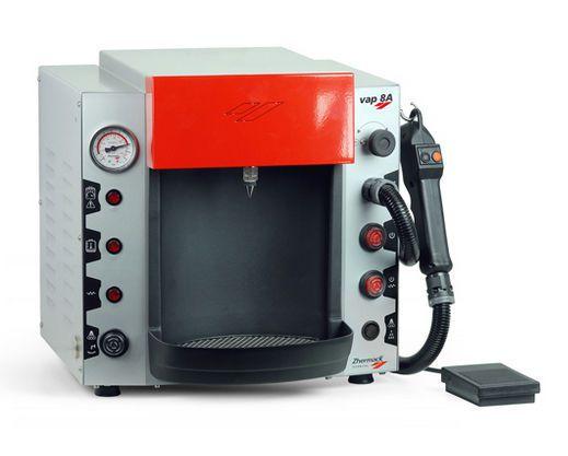 3 tanks dental laboratory sandblaster VAP 8 - VAP 8A Zhermack